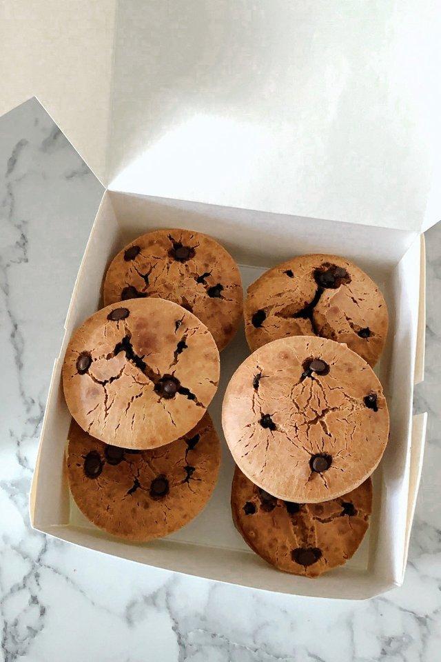 Box of 6 Original Mochi Muffins Assorted