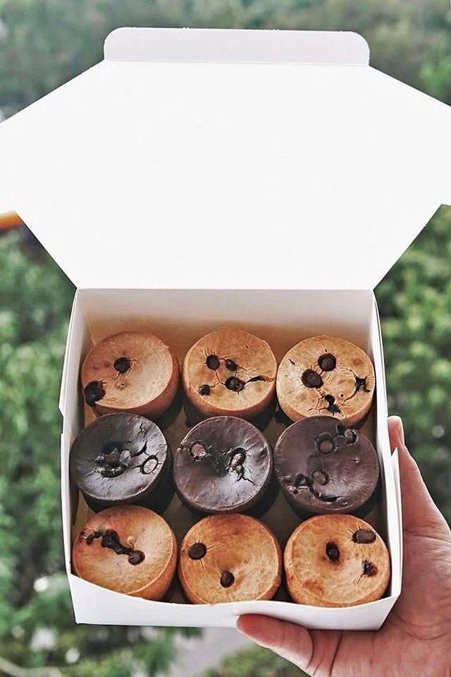 Box of 24 Mini Mochi Muffins Assorted